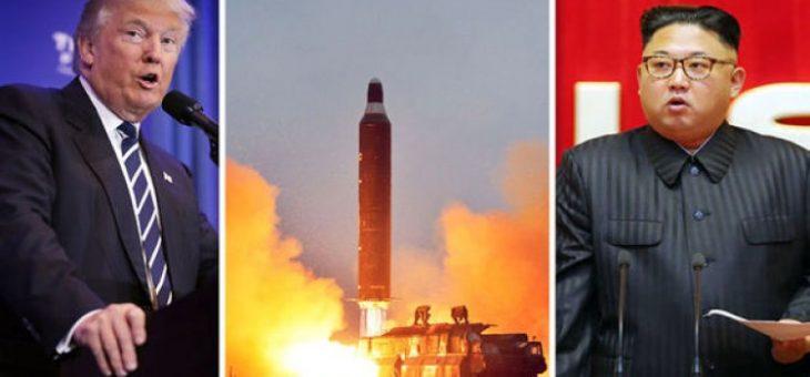 หวั่นสงครามสหรัฐอเมริกากับเกาหลีเหนือปะทุ
