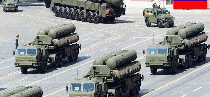 แสนยานุภาพของกองทัพทหารรัสเซีย