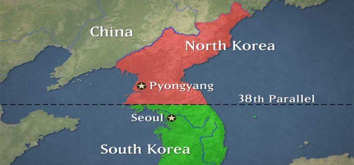 จุดเปลี่ยนที่ทำให้ประเทศเกาหลีต้องแยกกัน